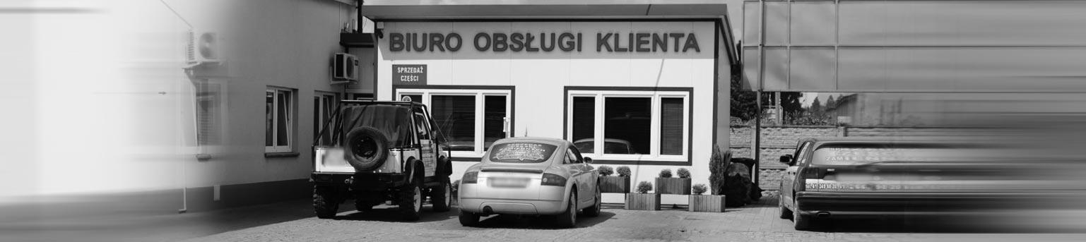 kasacja złomowanie samochodów i sprzedaż używanych części zamiennych